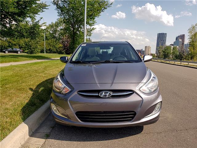 2015 Hyundai Accent GLS (Stk: W0253) in Calgary - Image 20 of 26