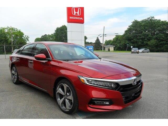 2019 Honda Accord Touring 1.5T (Stk: 10563) in Brockville - Image 9 of 26
