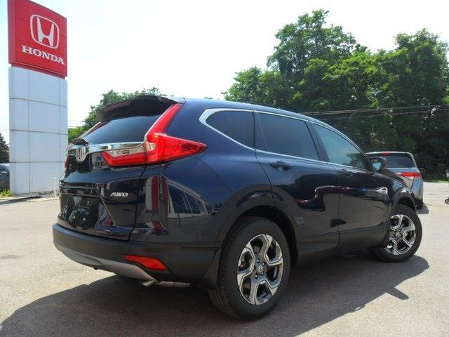 2019 Honda CR-V EX (Stk: 10607) in Brockville - Image 11 of 21