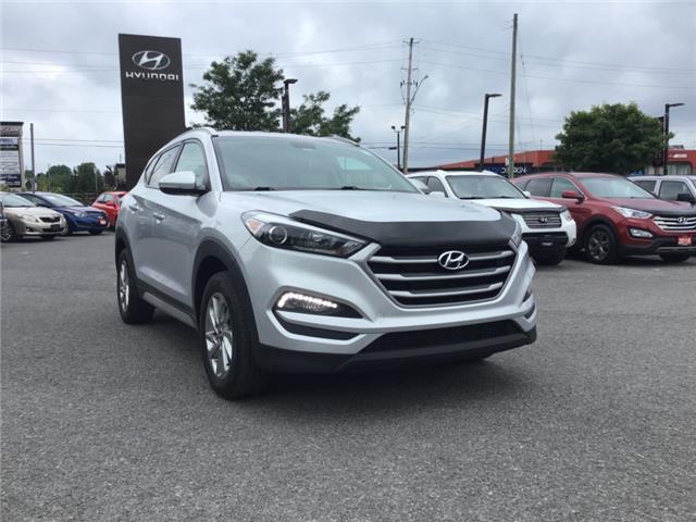 2017 Hyundai Tucson Premium (Stk: P3344) in Ottawa - Image 1 of 11