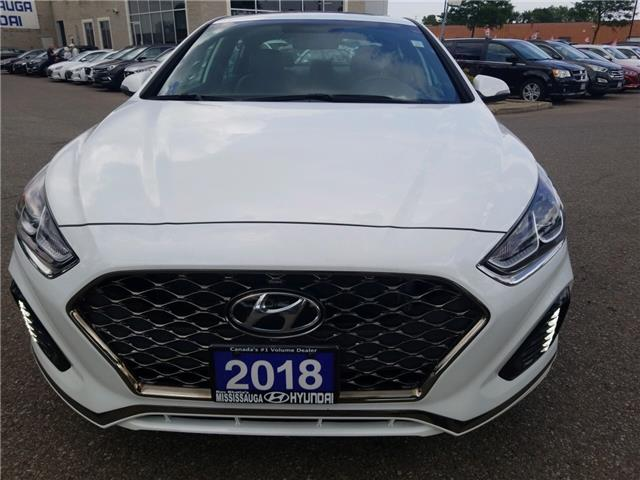 2018 Hyundai Sonata 2.4 Sport (Stk: OP10368) in Mississauga - Image 2 of 22