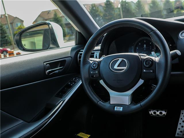 2015 Lexus IS 250 Base (Stk: 12341G) in Richmond Hill - Image 10 of 24
