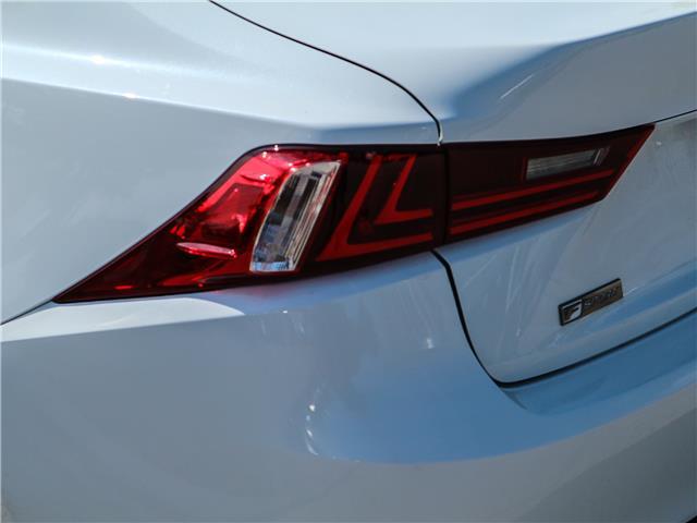 2015 Lexus IS 250 Base (Stk: 12341G) in Richmond Hill - Image 19 of 24