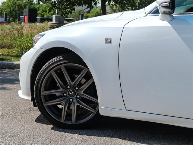 2015 Lexus IS 250 Base (Stk: 12341G) in Richmond Hill - Image 20 of 24