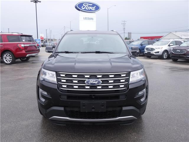 2017 Ford Explorer Limited (Stk: U-3974) in Kapuskasing - Image 2 of 13