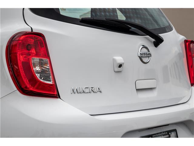 2019 Nissan Micra SV (Stk: U6700) in Welland - Image 15 of 16