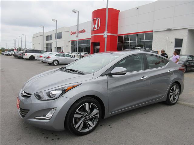 2015 Hyundai Elantra Limited (Stk: VA3553A) in Ottawa - Image 1 of 15