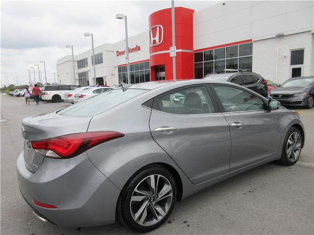 2015 Hyundai Elantra Limited (Stk: VA3553A) in Ottawa - Image 2 of 15