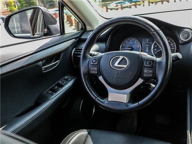 2016 Lexus NX 200t Base (Stk: 12357G) in Richmond Hill - Image 11 of 25