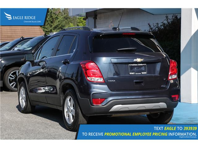 2018 Chevrolet Trax LT (Stk: 189635) in Coquitlam - Image 4 of 15