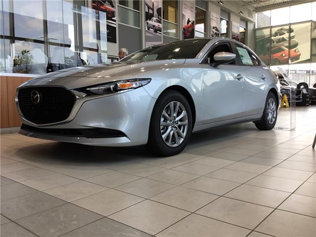 2019 Mazda Mazda3 GS (Stk: N4826) in Calgary - Image 1 of 5