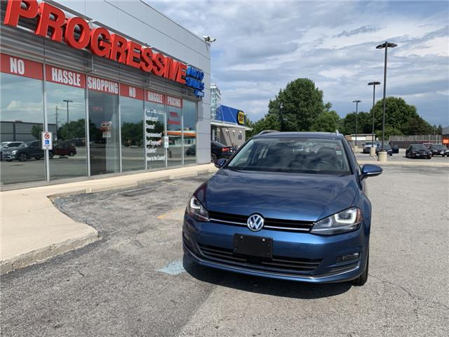 2017 Volkswagen Golf SportWagen 1.8 TSI Highline (Stk: HM506451) in Sarnia - Image 2 of 26