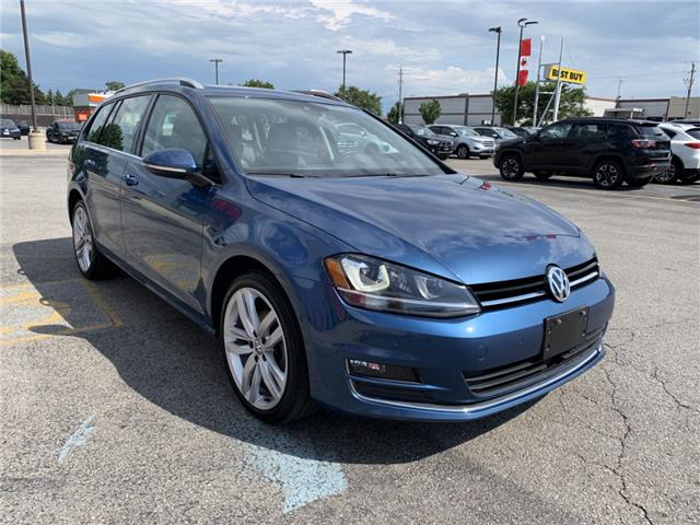 2017 Volkswagen Golf SportWagen 1.8 TSI Highline (Stk: HM506451) in Sarnia - Image 4 of 26