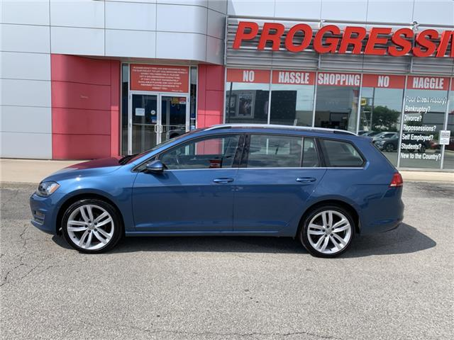 2017 Volkswagen Golf SportWagen 1.8 TSI Highline (Stk: HM506451) in Sarnia - Image 5 of 26