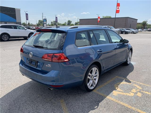 2017 Volkswagen Golf SportWagen 1.8 TSI Highline (Stk: HM506451) in Sarnia - Image 7 of 26