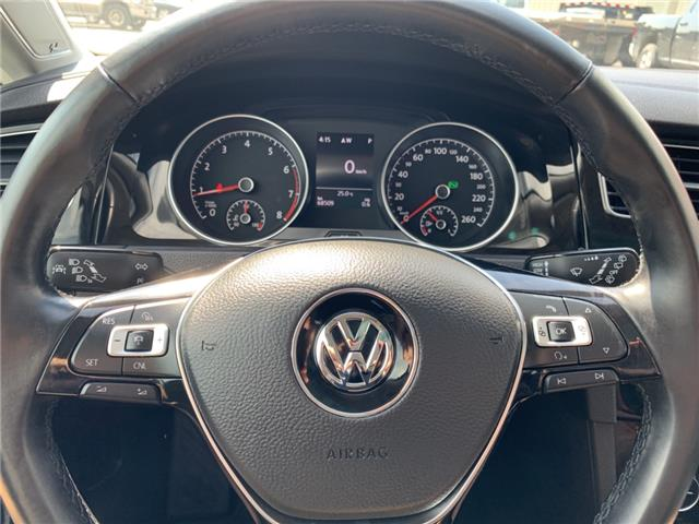 2017 Volkswagen Golf SportWagen 1.8 TSI Highline (Stk: HM506451) in Sarnia - Image 18 of 26