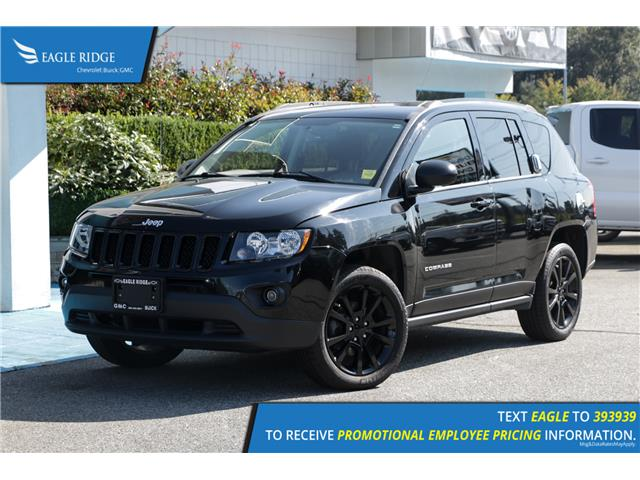 2012 Jeep Compass Sport/North (Stk: 120902) in Coquitlam - Image 1 of 16