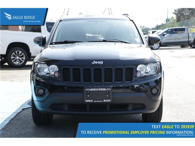 2012 Jeep Compass Sport/North (Stk: 120902) in Coquitlam - Image 2 of 16