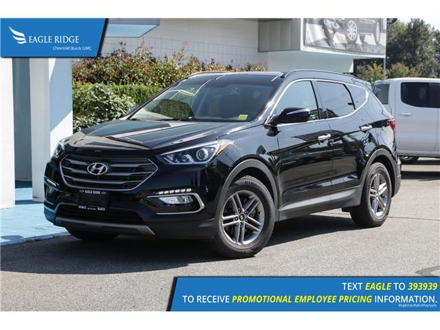 2018 Hyundai Santa Fe Sport 2.4 SE (Stk: 189154) in Coquitlam - Image 1 of 18