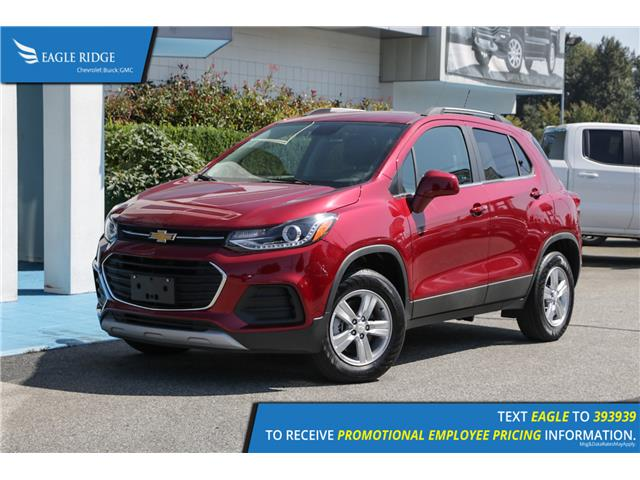 2019 Chevrolet Trax LT (Stk: 94509A) in Coquitlam - Image 1 of 17