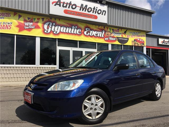 2005 Honda Civic SE (Stk: 19768) in Chatham - Image 1 of 10
