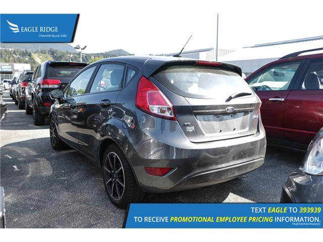 2015 Ford Fiesta SE (Stk: 159459) in Coquitlam - Image 2 of 3