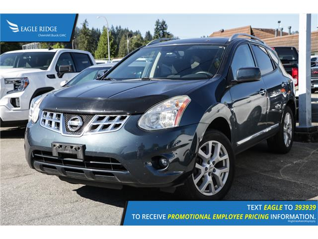 2012 Nissan Rogue SV (Stk: 129124) in Coquitlam - Image 1 of 3
