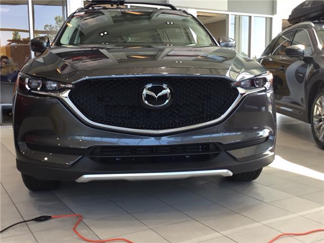 2019 Mazda CX-5 GS (Stk: N4874) in Calgary - Image 2 of 5