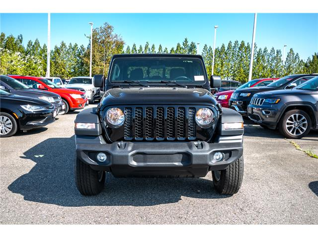 2020 Jeep Gladiator Sport S (Stk: L123883) in Abbotsford - Image 2 of 24