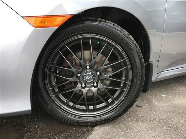 2017 Honda Civic Sedan LX ALLOY WHEELS, BLUETOOTH, HEATED SEATS, BACK UP  (Stk: 45060A) in Brampton - Image 2 of 25