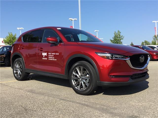 2019 Mazda CX-5 Signature (Stk: N4873) in Calgary - Image 3 of 5