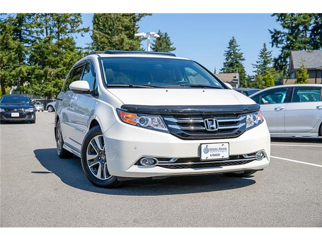 2017 Honda Odyssey Touring (Stk: JA565118A) in Vancouver - Image 1 of 30