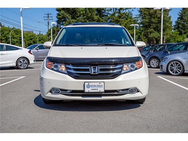 2017 Honda Odyssey Touring (Stk: JA565118A) in Vancouver - Image 2 of 30