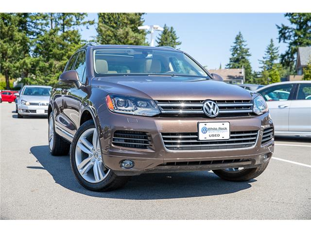 2012 Volkswagen Touareg 3.0 TDI Execline (Stk: VW0923) in Vancouver - Image 1 of 30