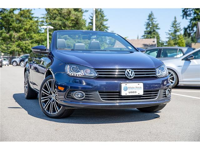 2015 Volkswagen Eos Wolfsburg Edition WVWFD8AH2FV000496 VW0942 in Vancouver