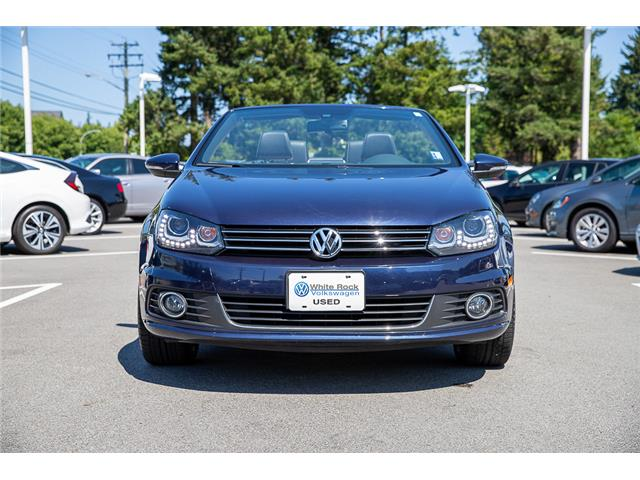 2015 Volkswagen Eos Wolfsburg Edition (Stk: VW0942) in Vancouver - Image 2 of 29