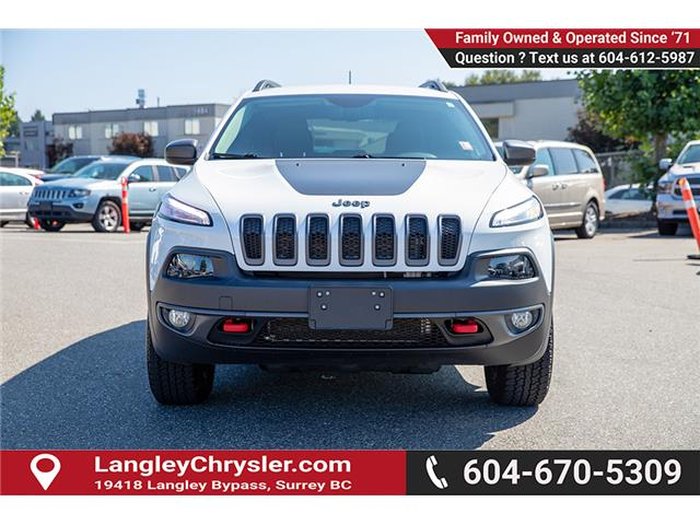 2018 Jeep Cherokee 25E (Stk: K647560A) in Surrey - Image 2 of 25