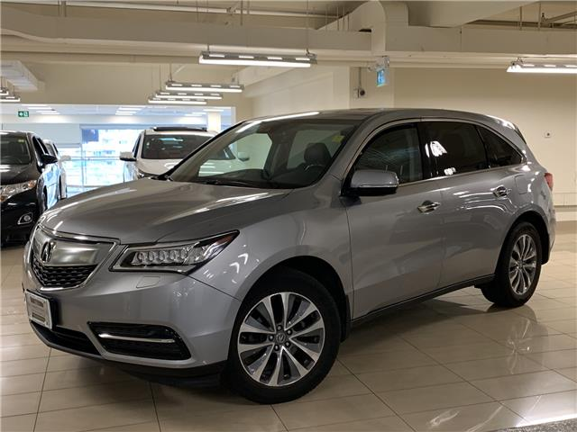 2016 Acura MDX Navigation Package (Stk: AP3341) in Toronto - Image 1 of 30