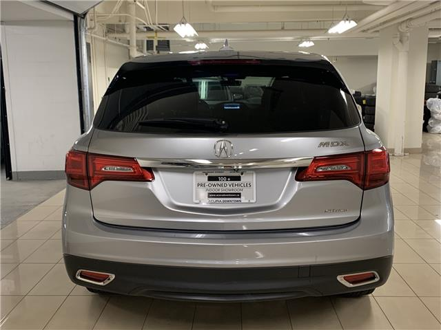 2016 Acura MDX Navigation Package (Stk: AP3341) in Toronto - Image 4 of 30