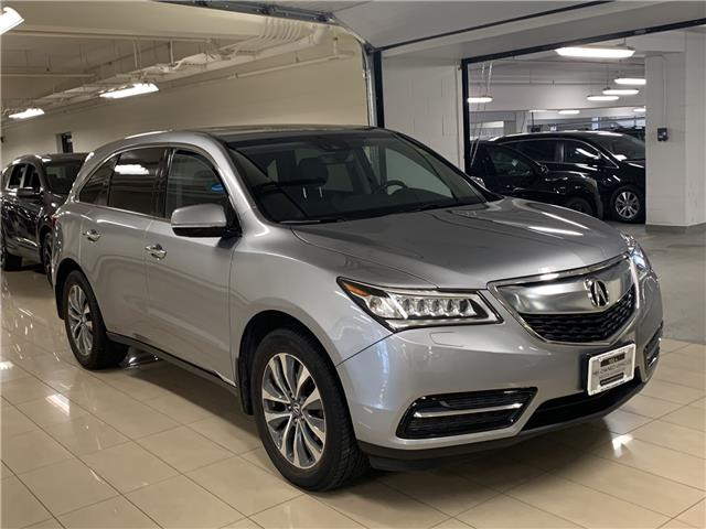 2016 Acura MDX Navigation Package (Stk: AP3341) in Toronto - Image 7 of 30