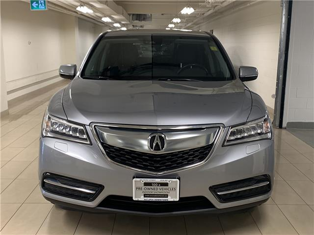 2016 Acura MDX Navigation Package (Stk: AP3341) in Toronto - Image 8 of 30