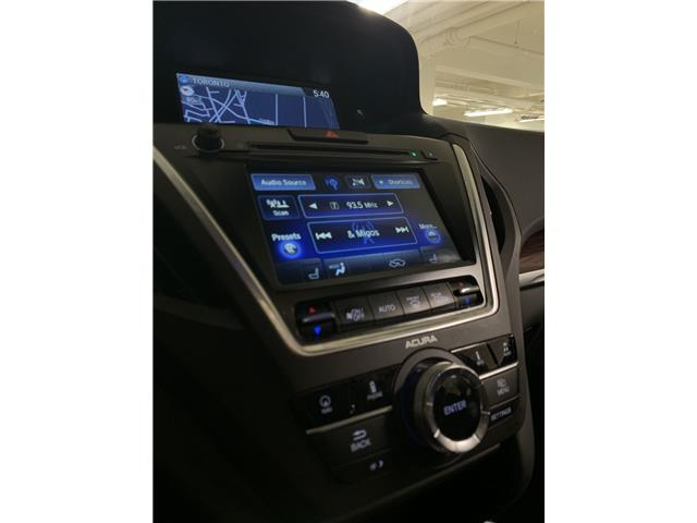 2016 Acura MDX Navigation Package (Stk: AP3341) in Toronto - Image 19 of 30