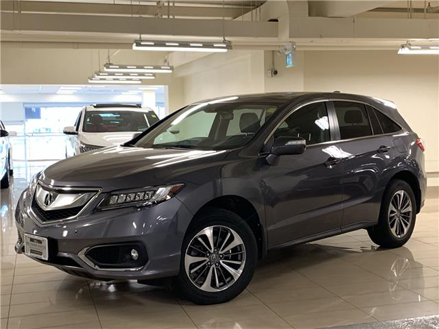 2017 Acura RDX Elite (Stk: D12563A) in Toronto - Image 1 of 32