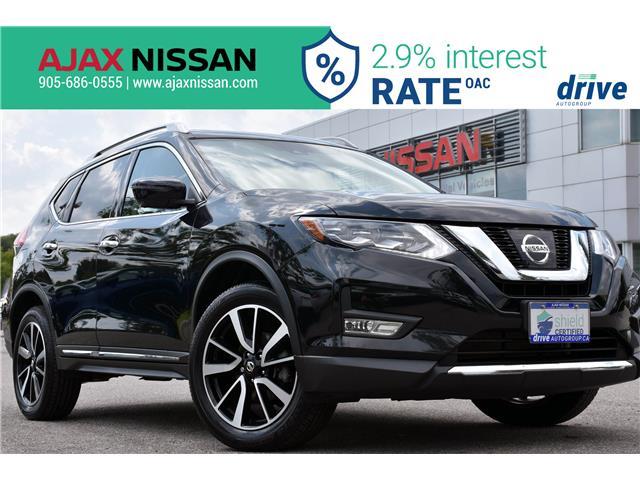 2017 Nissan Rogue SL Platinum (Stk: U676A) in Ajax - Image 1 of 36