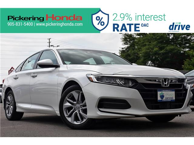 2018 Honda Accord LX (Stk: T799) in Pickering - Image 1 of 30
