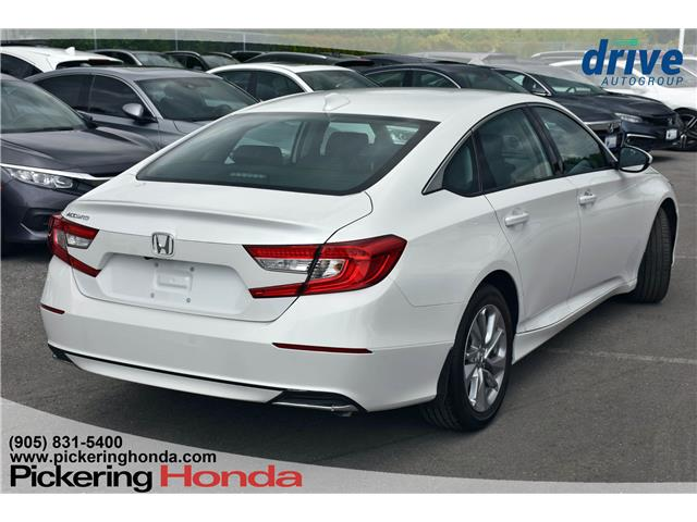 2018 Honda Accord LX (Stk: T799) in Pickering - Image 10 of 30
