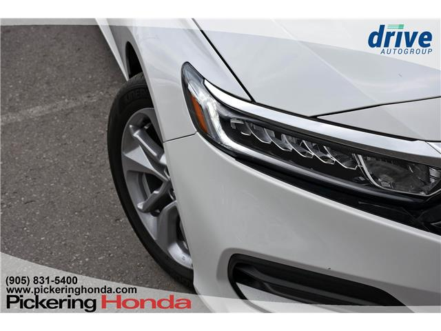 2018 Honda Accord LX (Stk: T799) in Pickering - Image 30 of 30