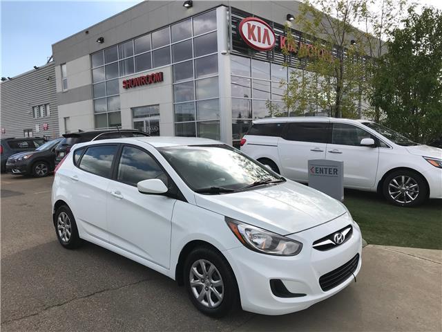 2012 Hyundai Accent L (Stk: 21811C) in Edmonton - Image 1 of 23