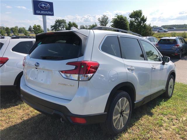 2019 Subaru Forester 2.5i Limited (Stk: 19SB706) in Innisfil - Image 4 of 5