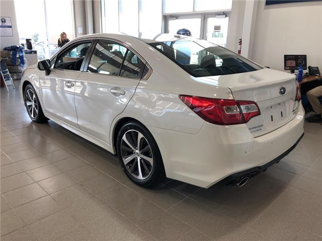 2019 Subaru Legacy 3.6R Limited w/EyeSight Package (Stk: 19SB687) in Innisfil - Image 4 of 5